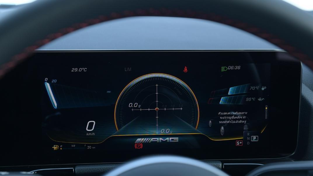 2021 Mercedes-Benz GLA-Class 35 AMG 4MATIC Interior 017