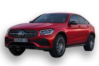 Mercedes-Benz GLC-Class Coupe