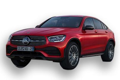 2020 Mercedes-Benz GLC-Class Coupe 2.0 220 d 4MATIC AMG Dynamic