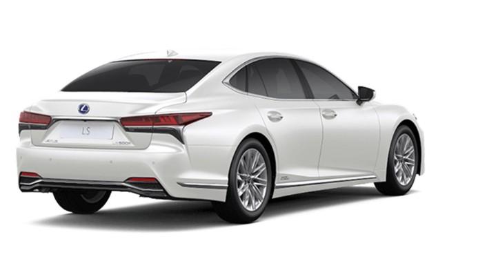 Lexus LS 2020 Exterior 007