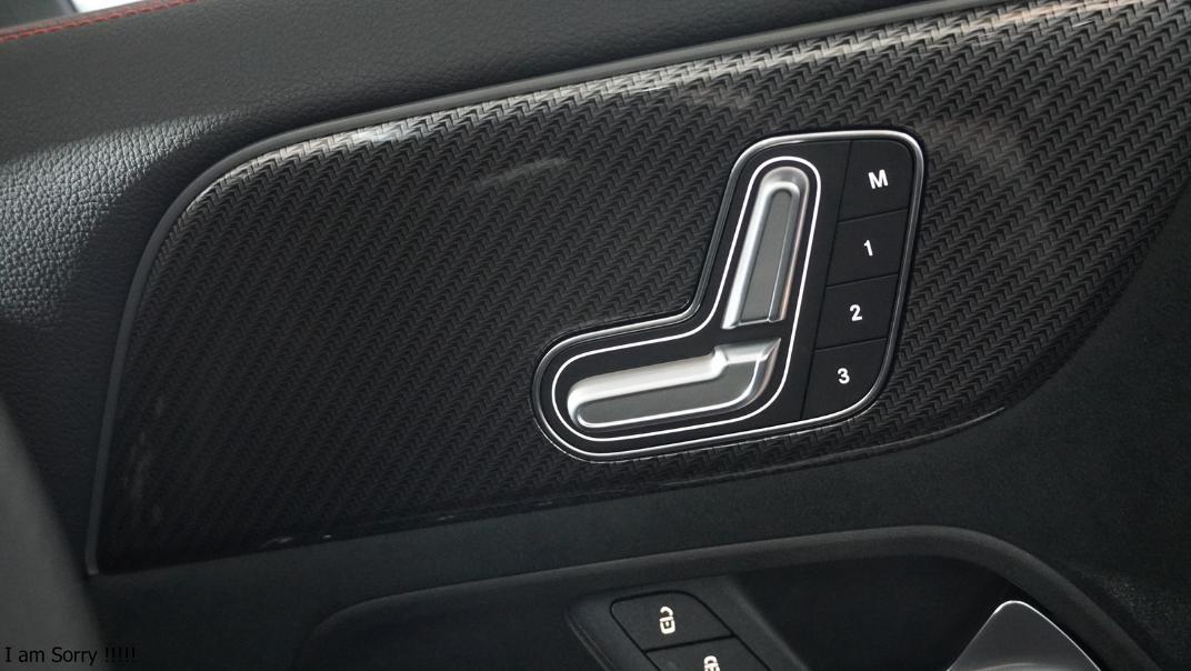 2021 Mercedes-Benz GLA-Class 200 AMG Dynamic Interior 017