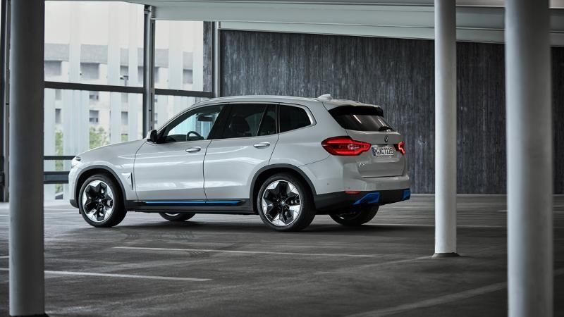 BMW iX3 (บีเอ็มดับเบิลยู ไอเอ็กซ์3)