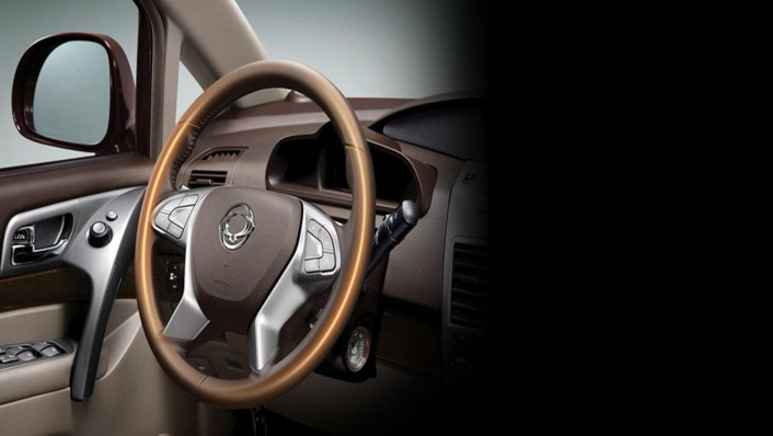 Ssangyong Stavic 2020 Interior 003