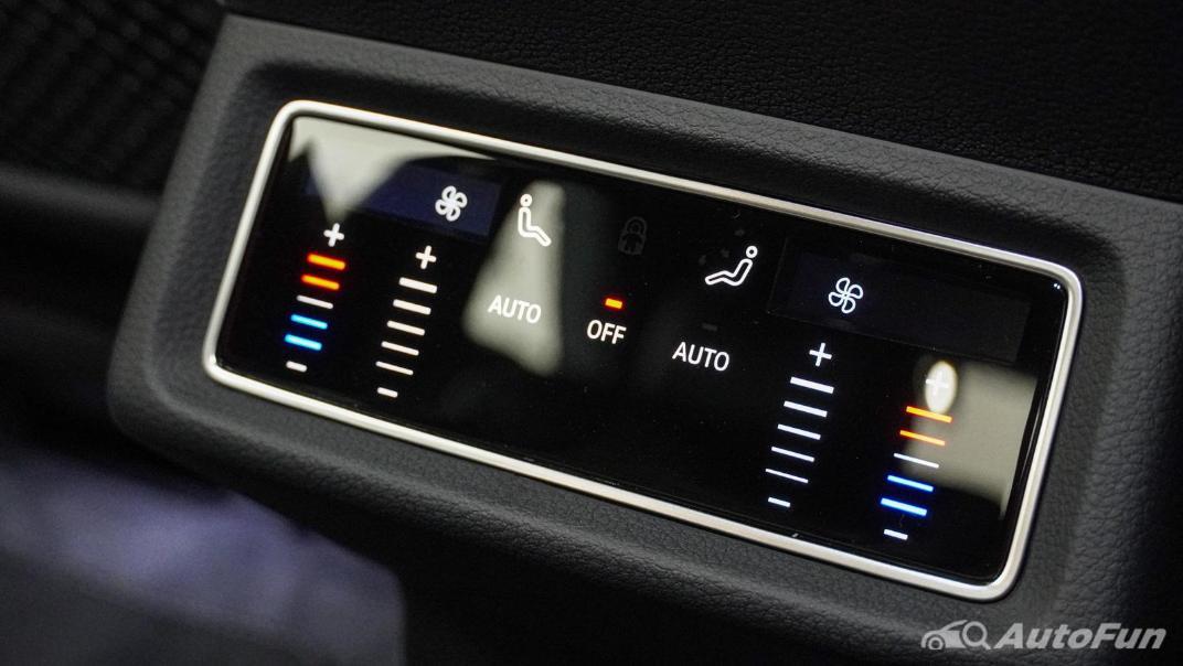 2020 Audi E Tron Sportback 55 quattro S line Interior 106