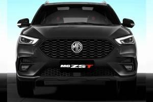 2022 MG ZS T ทีเด็ดขุมพลังเทอร์โบ แรงไล่ดูด Toyota Corolla Cross