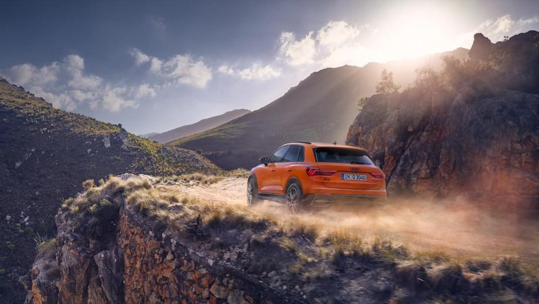 Audi Q3 2020 Exterior 008