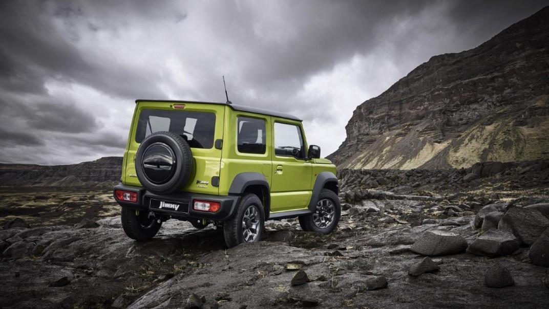 Suzuki Jimny 2020 Exterior 008