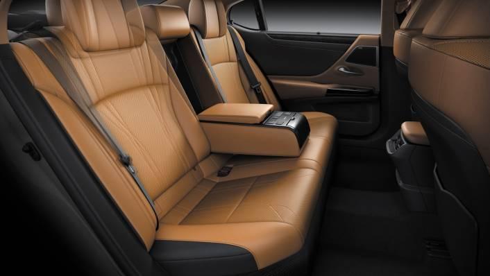 2021 Lexus ES 300h Premium Interior 009