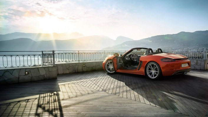 Porsche 718 2020 Exterior 010