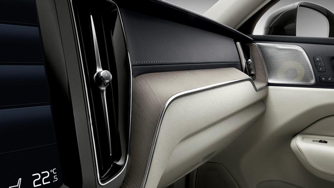 Volvo XC 60 2020 Interior 009