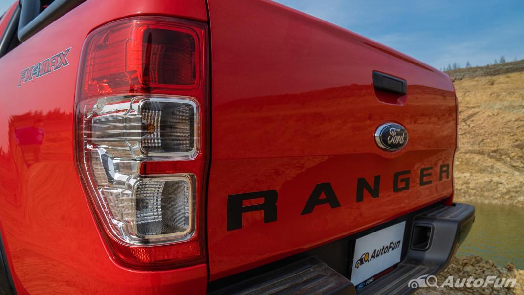 2021 Ford Ranger FX4 MAX Exterior 016