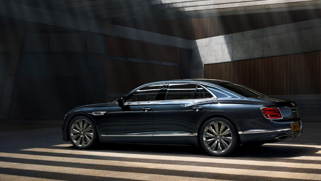 Bentley Flying Spur Public 2020 Exterior 005