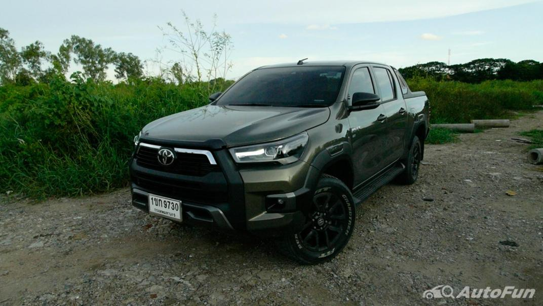 2020 Toyota Hilux Revo Double Cab 4x4 2.8High AT Exterior 016