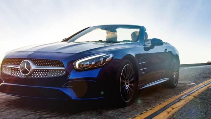 Mercedes-Benz Sl Roadster 2020 Exterior 004