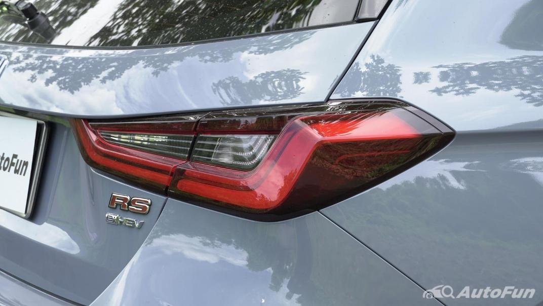 2021 Honda City Hatchback e:HEV RS Exterior 023
