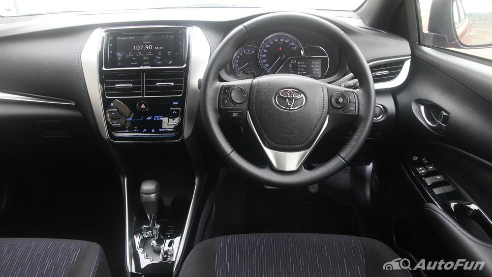 Toyota Yaris 2020 Interior 002