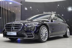 พาชม 2021 Mercedes-Benz S 350 d AMG Premium ความหรูพ่วงปลอดภัย ค่าตัว 7.19 ล้านบาท
