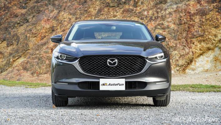 2020 Mazda CX-30 2.0 C Exterior 002