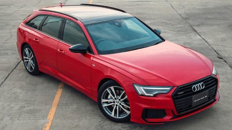 รู้จักข้อดีข้อเสีย Audi A6 Avant ก่อนเป็นเจ้าของ! 02