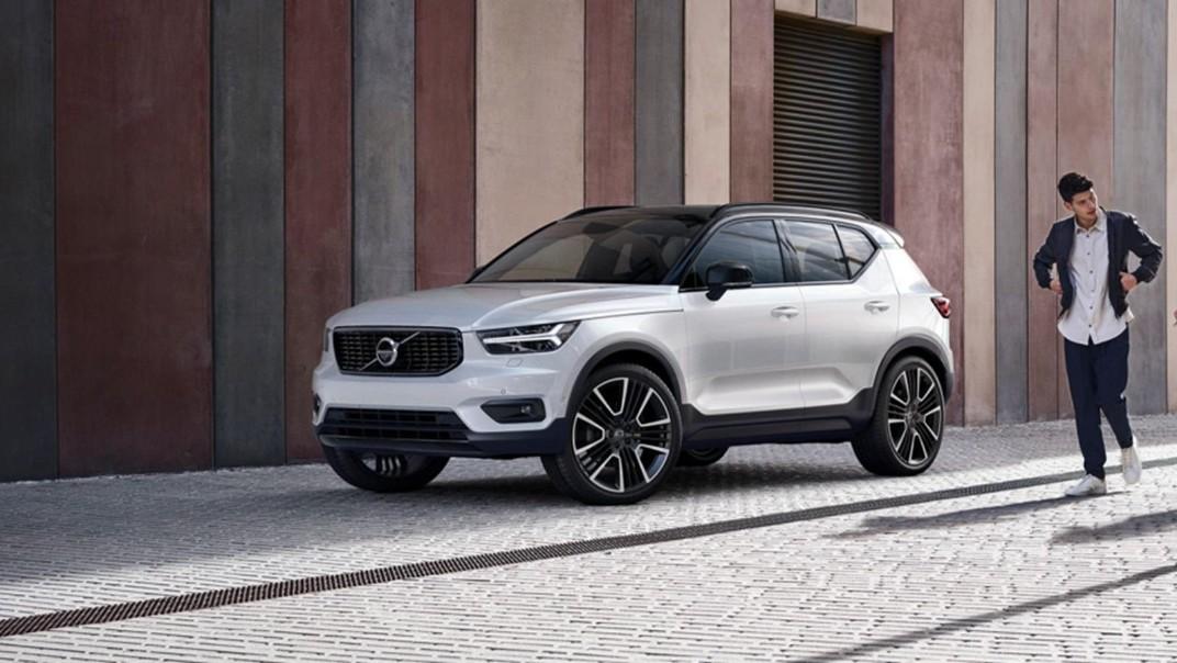 Volvo XC 40 2020 Exterior 034