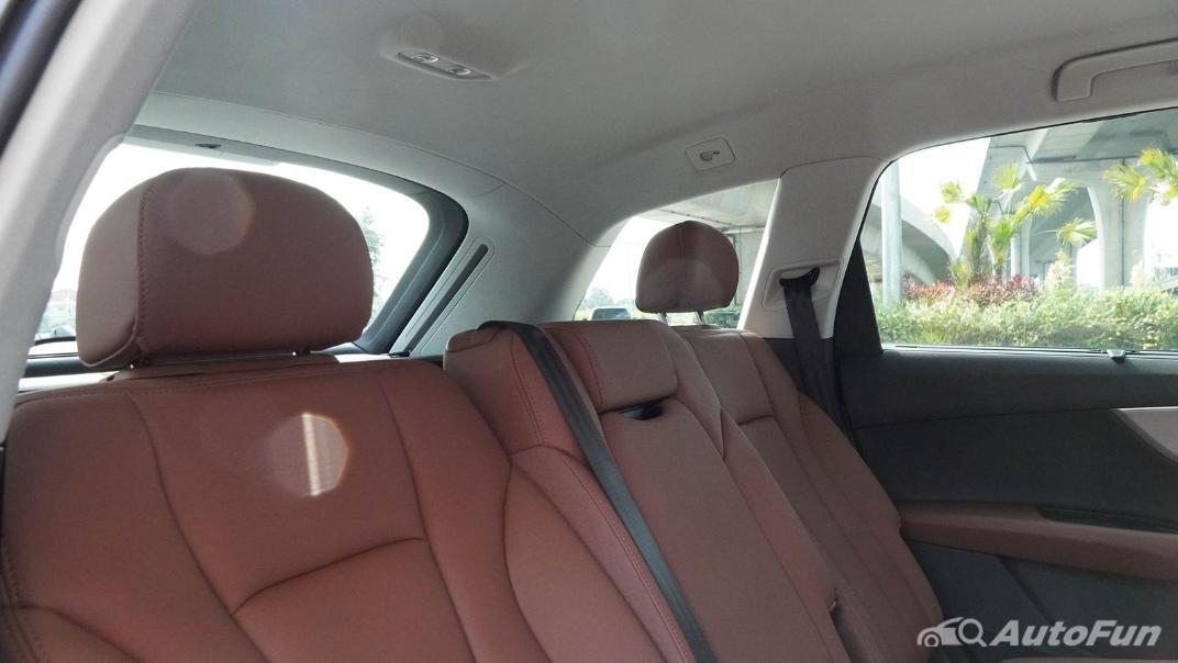 2020 Audi Q7 3.0 45 TDI Quattro Interior 027