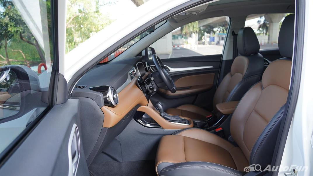 2020 MG ZS 1.5L X Plus Interior 031
