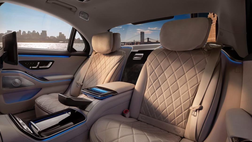 2021 Mercedes-Benz S-Class Interior 015
