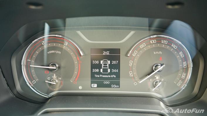 2021 MG Extender Interior 007