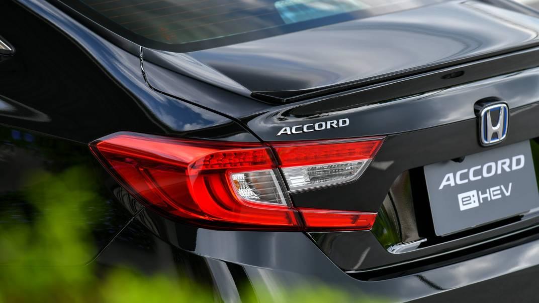 2021 Honda Accord 2.0L e:HEV EL+ Exterior 023