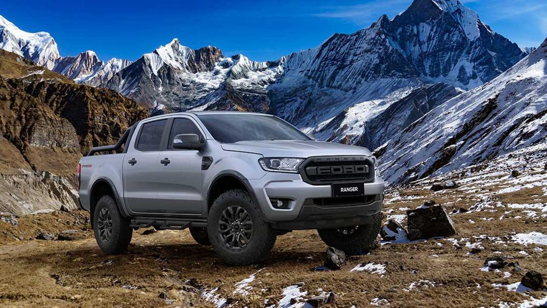 2021 Ford Ranger FX4 MAX Exterior 023