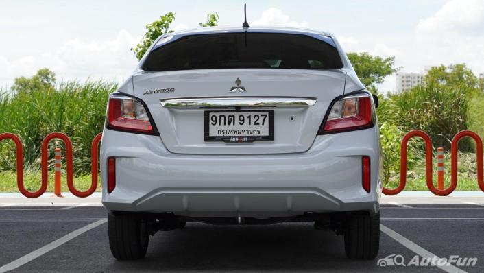 2020 Mitsubishi Attrage 1.2 GLS-LTD CVT Exterior 007