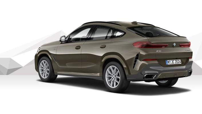 BMW X6 2020 Exterior 005