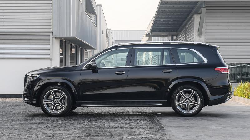 Mercedes-Benz GLS ประกอบในประเทศ ราคาลดไป 2.36 ล้านบาท อัดออพชั่น ท้าชน BMW X7 02