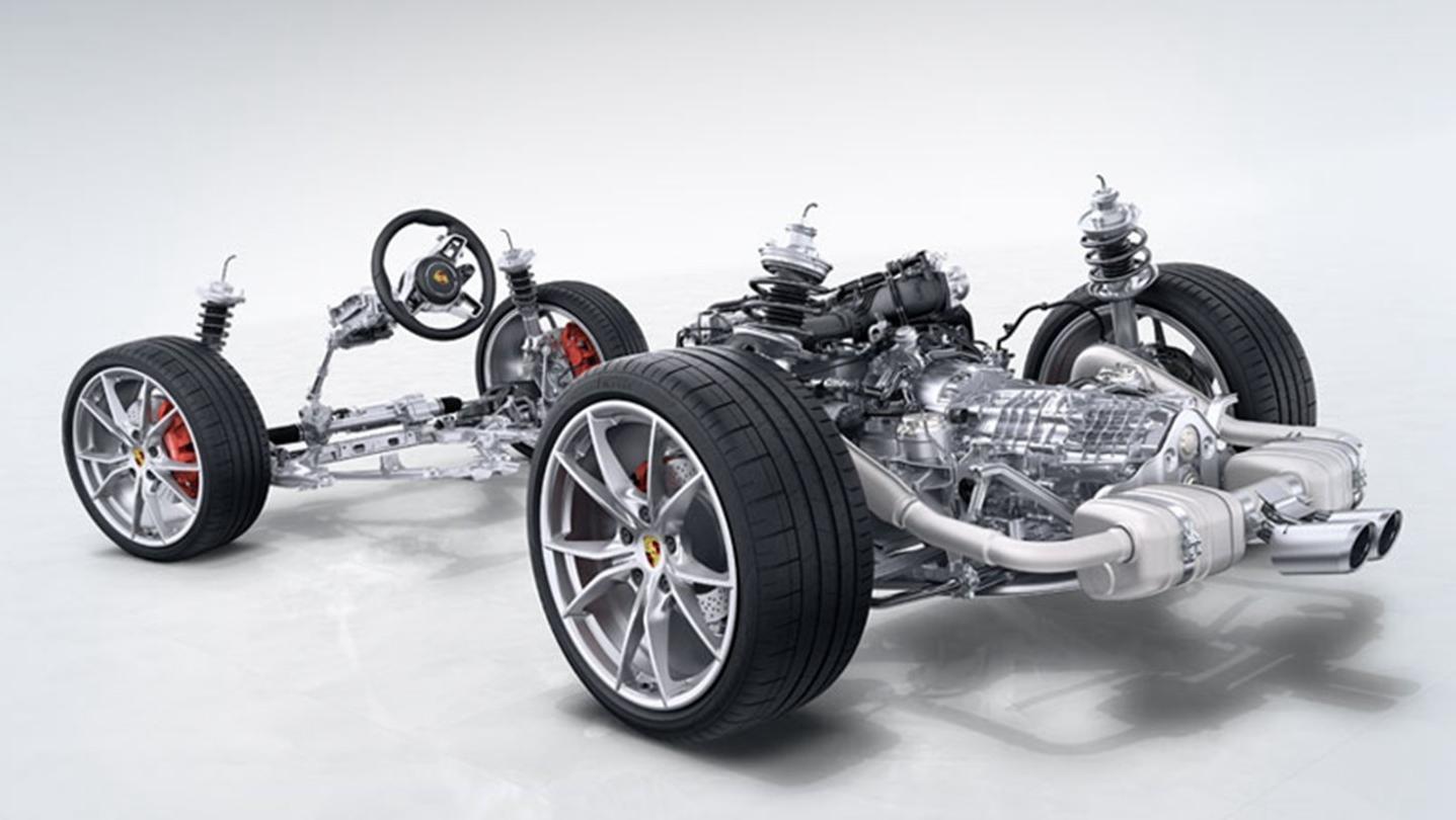 Porsche 718 2020 Others 007