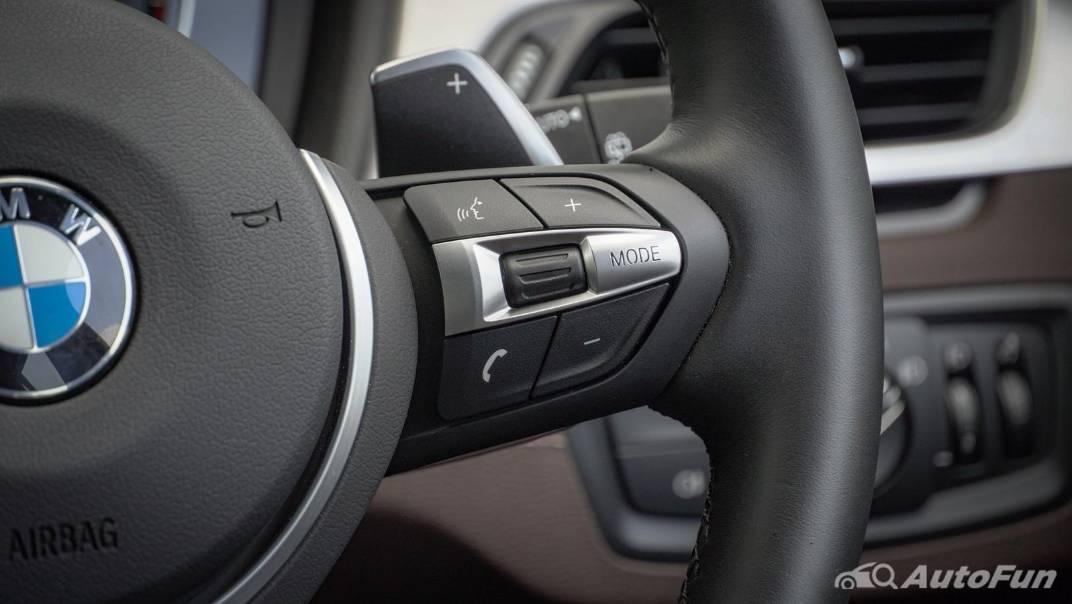 2021 BMW X1 2.0 sDrive20d M Sport Interior 004