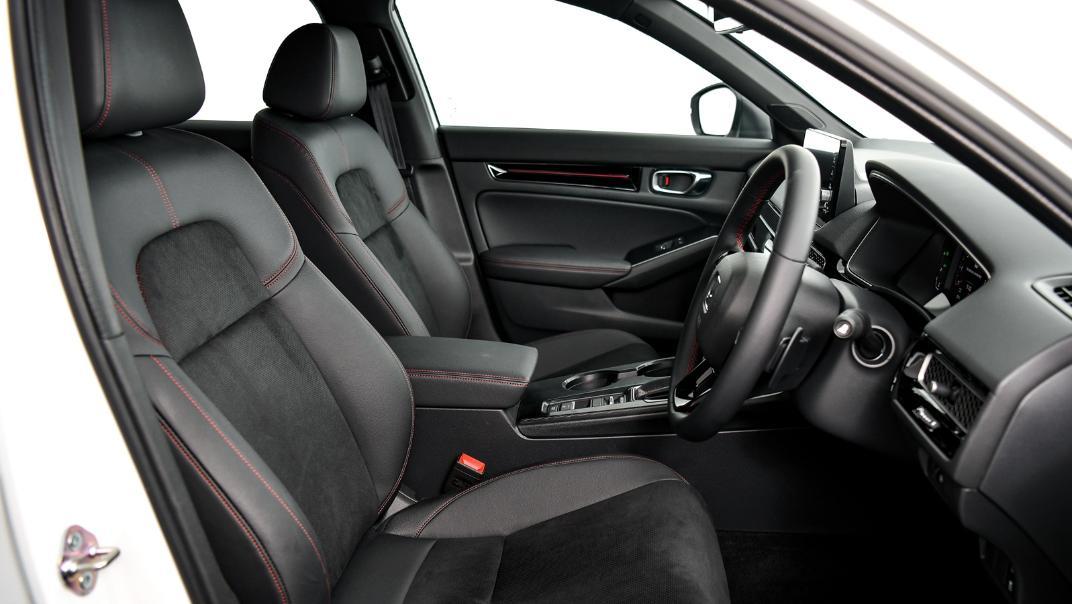 2022 Honda Civic RS Interior 081
