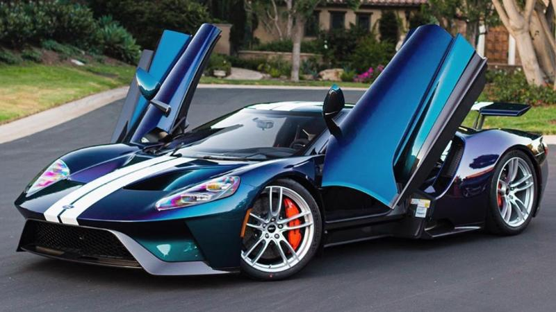 ลองทายกันดู รถคันไหนทำ Wrap สียากที่สุดจนคนทำต้องส่ายหน้า ใบ้ให้ไม่ใช่ Supercars นะ 02