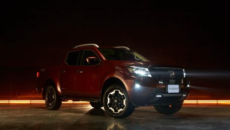 ราคา 2021 2.3 Nissan Navara Double Cab 4WD VL 7AT ใหม่ สเปค รูปภาพ รีวิวรถใหม่โดยทีมงานนักข่าวสายยานยนต์   AutoFun