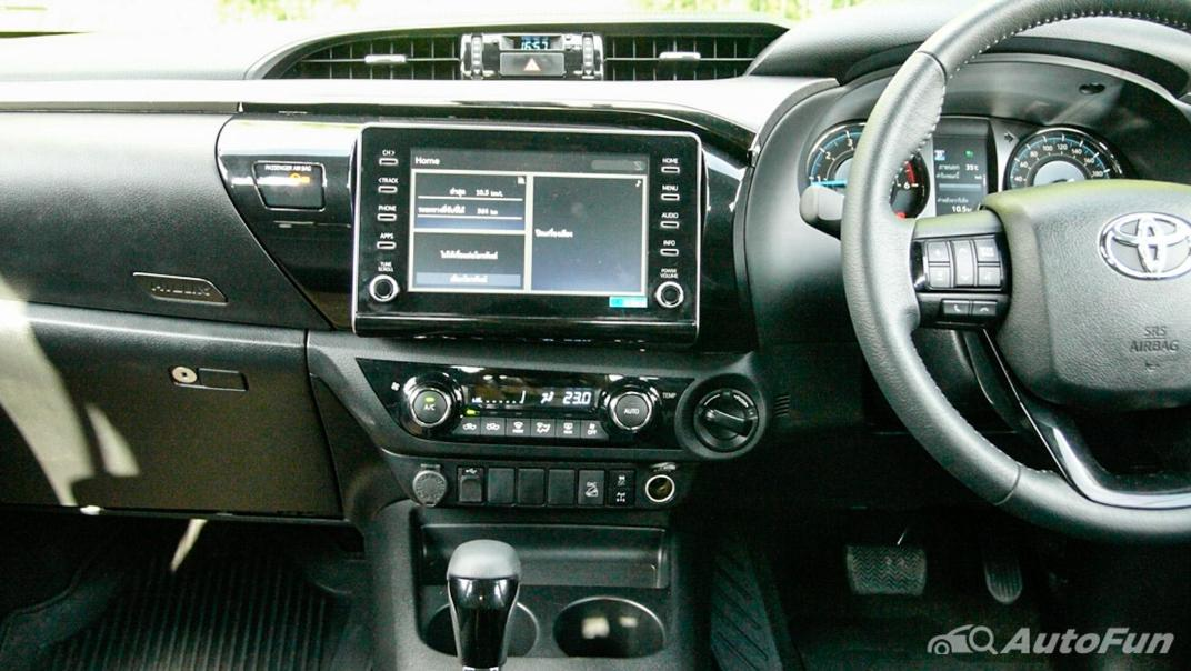 2020 Toyota Hilux Revo Double Cab 4x4 2.8High AT Interior 018