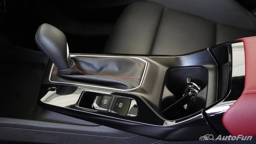 2021 MG 5 Upcoming Version Interior 009