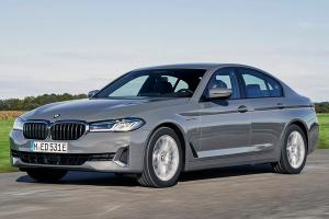 2021 BMW 5-Series LCI รุ่นไมเนอร์เชนจ์เตรียมเปิดตัวในประเทศไทยวันที่ 20 มกราคม