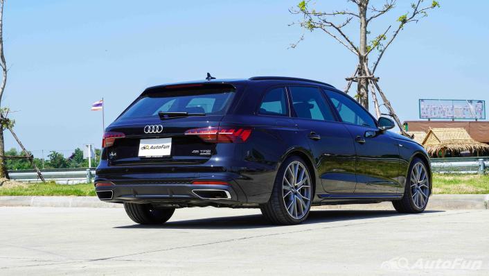 2020 Audi A4 Avant 2.0 45 TFSI Quattro S Line Black Edition Exterior 005