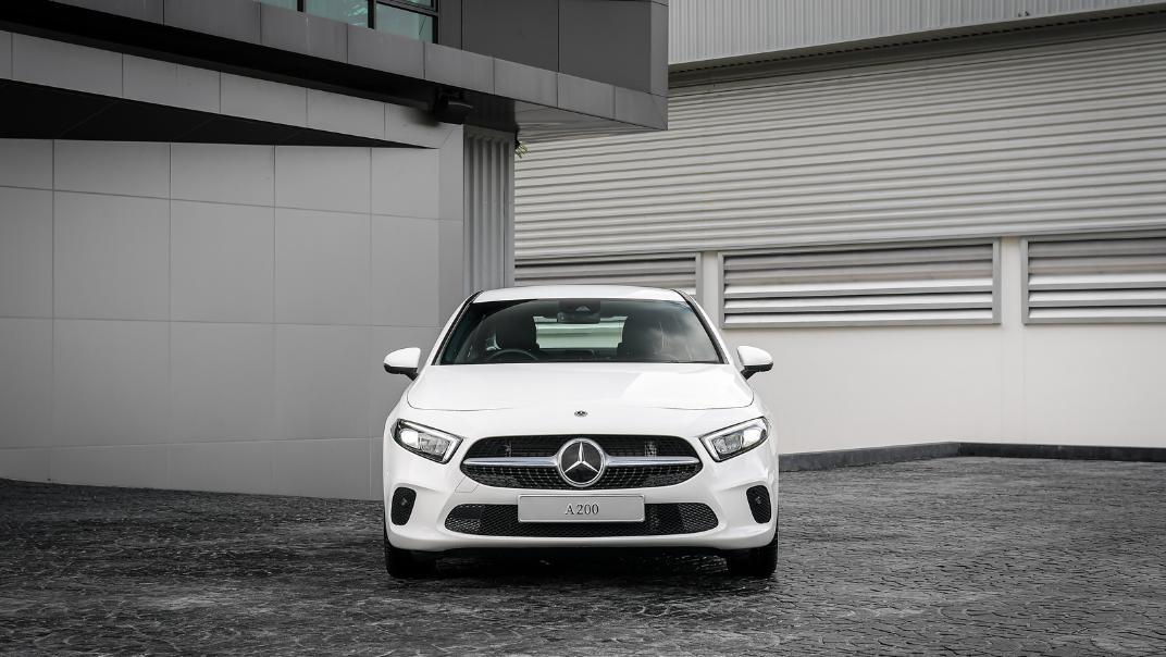 2021 Mercedes-Benz A-Class A 200 Progressive Exterior 002