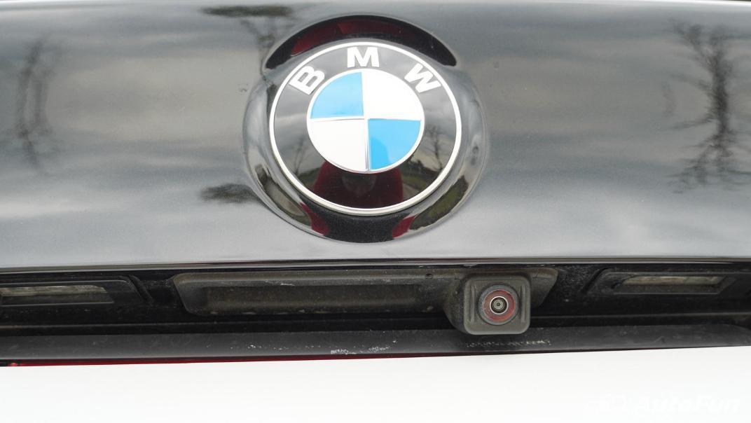 2020 BMW X3 2.0 xDrive20d M Sport Exterior 018