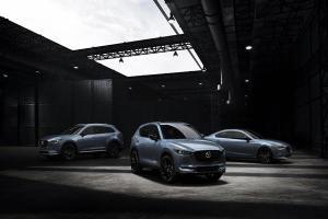 Mazda เปิดตัวรุ่นพิเศษ Carbon Edition สำหรับ 2021 Mazda CX-5, CX-9 และ Mazda 6 ที่อเมริกาเท่านั้น