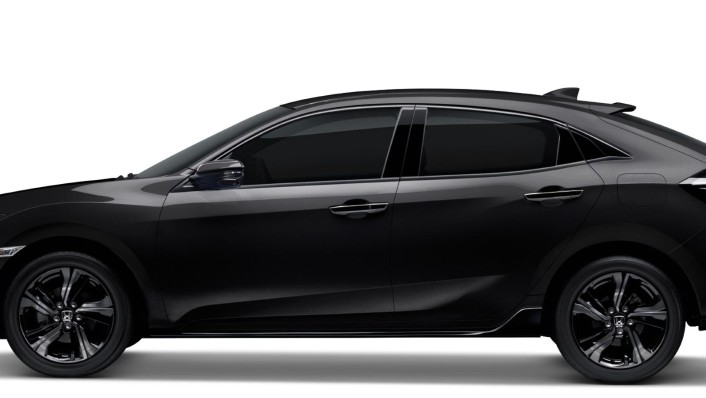 Honda Civic Hatchback 2020 Exterior 007