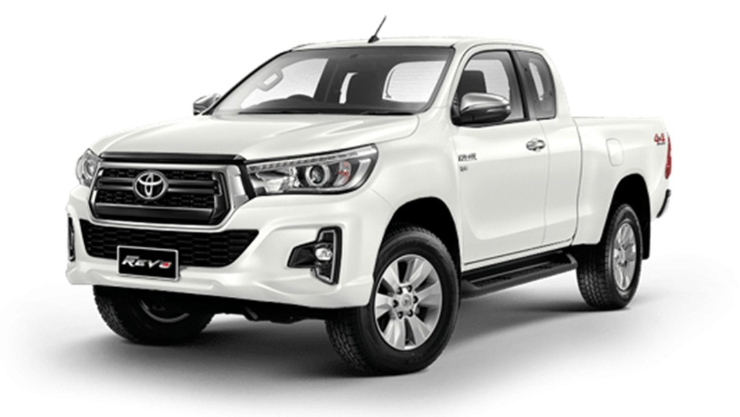 Toyota Hilux Revo Smart Cab 2020 Others 002