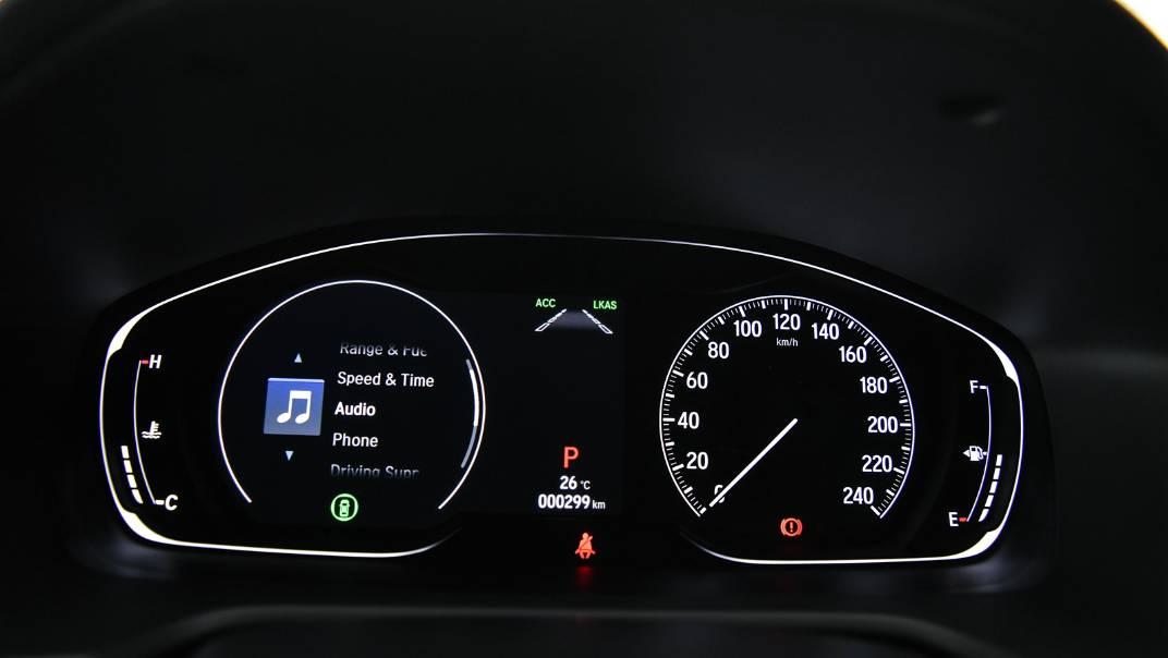 2021 Honda Accord 1.5 Turbo EL Interior 021