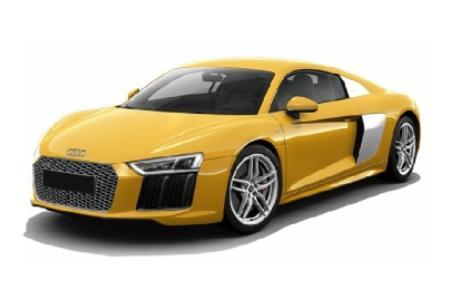 Audi R8 Coupe V10 5.2 FSI quattro
