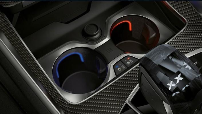 BMW X6 2020 Interior 005